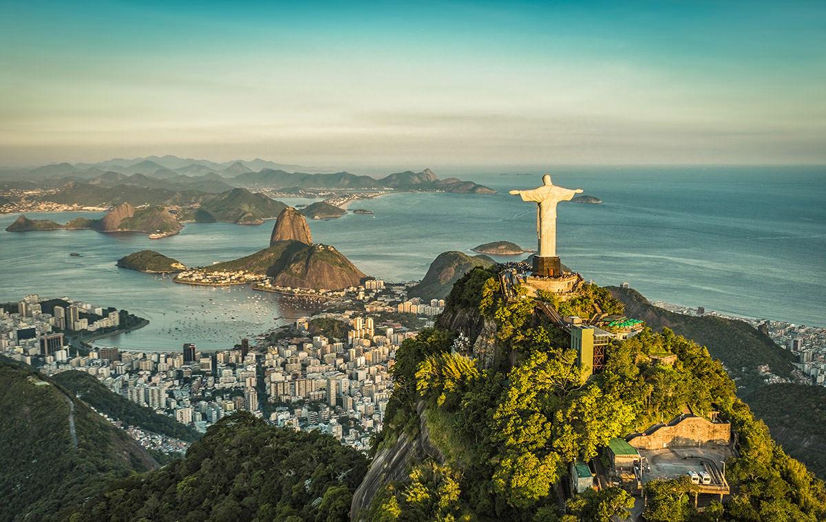 Faites de vos vacances une fête, allez à Rio !