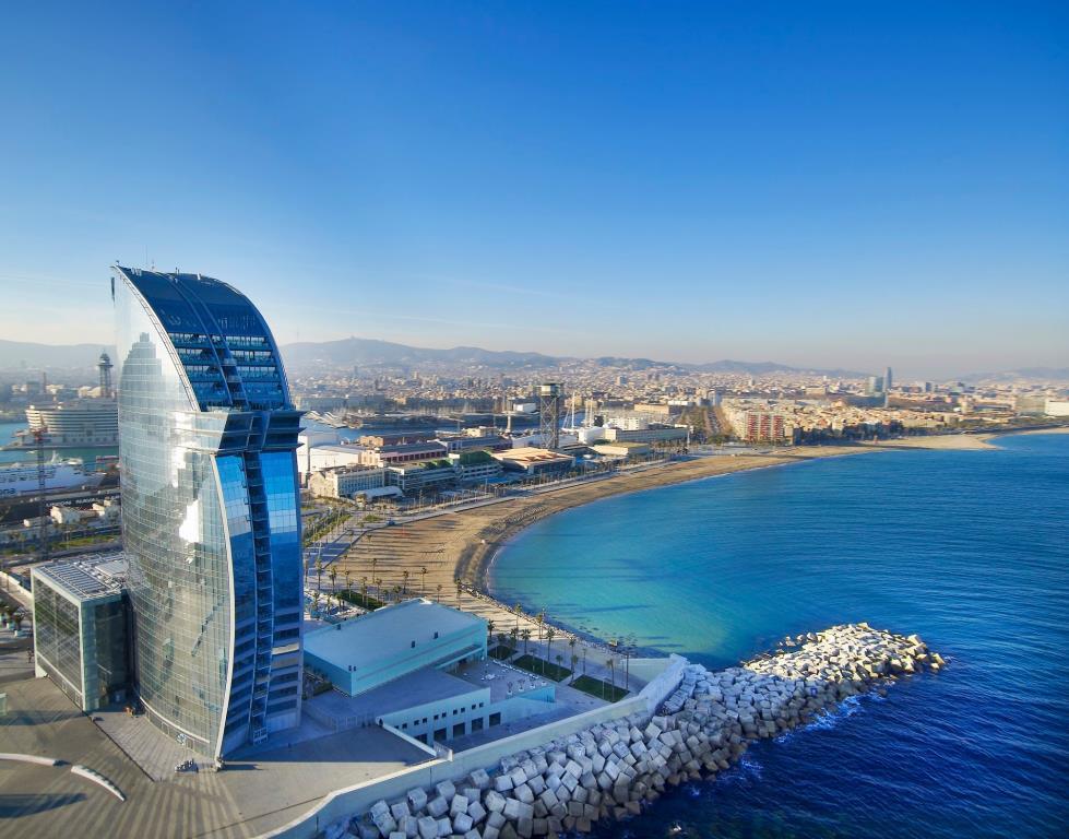 Des hôtels adaptés à Barcelone