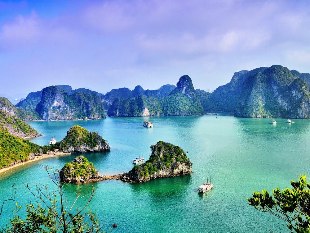 Pourquoi voyager vers le Vietnam ?