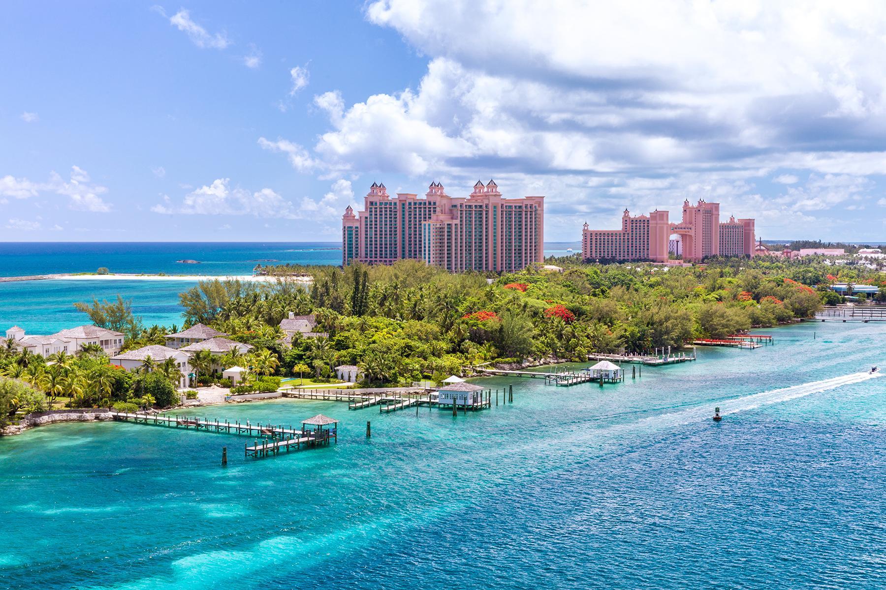 Prévoyez-vous un voyage pour les Bahamas ?